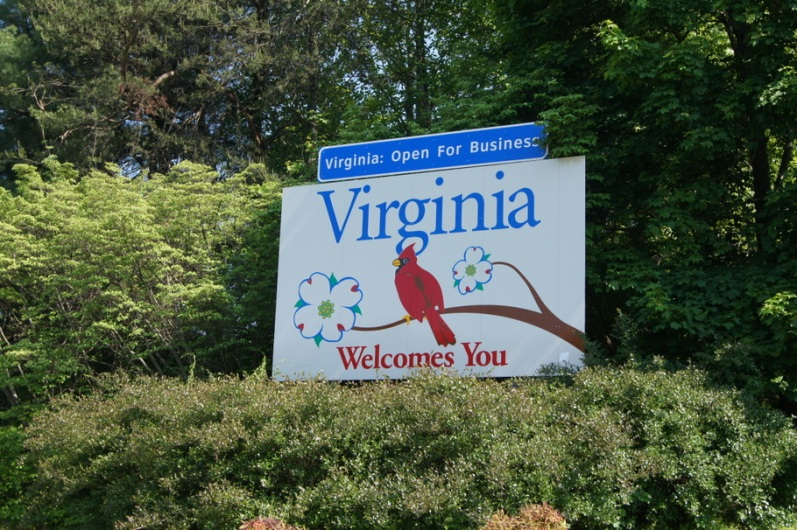 Welcome to Virginia!