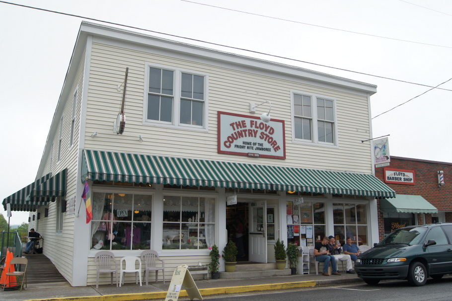 The Floyd Country Store
