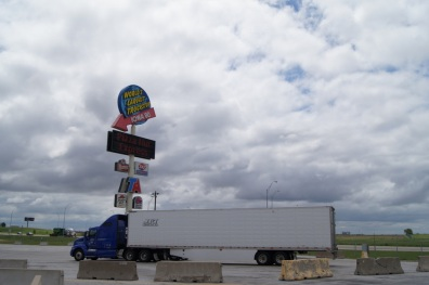Iowa 80 - The World's Largest Truckstop in Walcott, Iowa