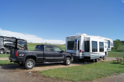Peter D's RV Park, Sheridan, WY Site 30