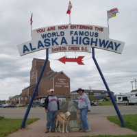 Day 26: Mile Zero of the Alaska Highway
