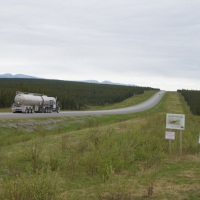 Day 27: First day on the Alaska Highway