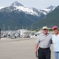 Day 32: Father's Day in Skagway