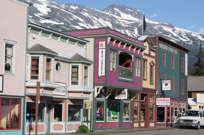 Day 33: Another fun day in Skagway