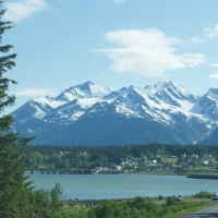 Day 34: Taking the Alaskan Ferry to Haines