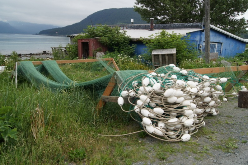 Fishing Nets in Haines