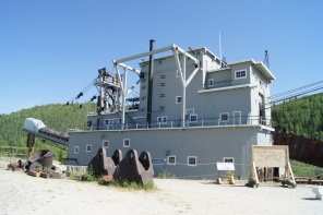 Historic Dredge