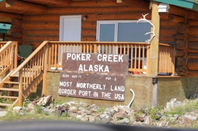 Poker Creek Alaska