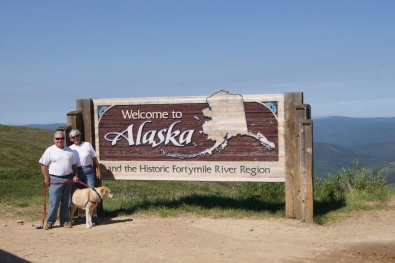 Back in Alaska!