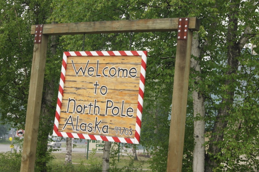 Welcome to North Pole