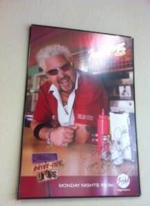 Country Cafe, our second Diners, Drive Ins and Dives stop