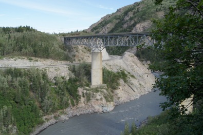 Bridge over the Nenana River