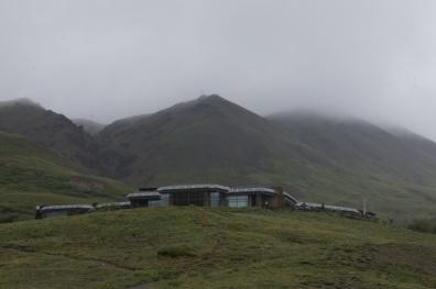 Eielson Visitor's Center