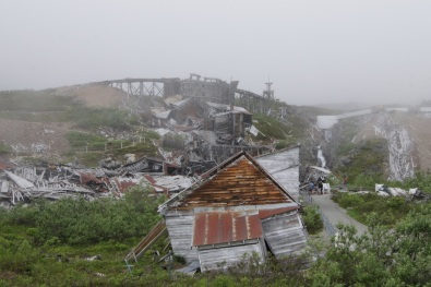 Independence Mine State Historical Site