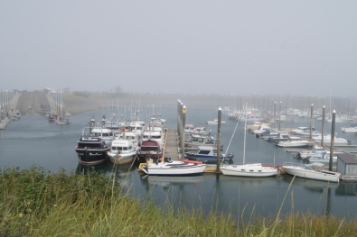 Homer small boat harbor