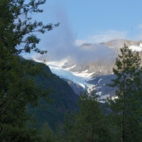 Two relaxing nights in Chugach National Forest