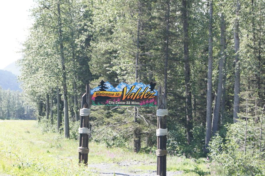 Welcome to Valdez