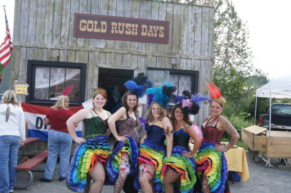 Valdez Gold Rush Days