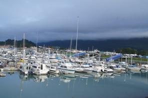 Valdez Small boat harbor