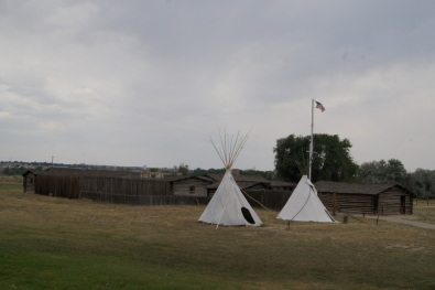 Fort Caspar, Wyoming