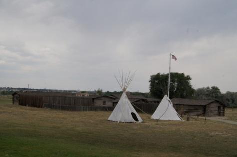 Fort Caspar, Wyoming