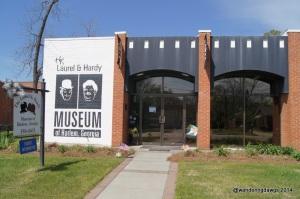 Laurel and Hardy Museum at Harlem, Georgia