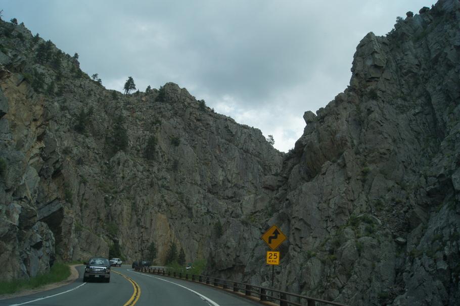 Big Thompson Canyon Hwy 34 Colorado
