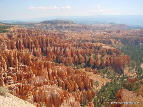 Bryce Canyon Hoodoos (Utah)