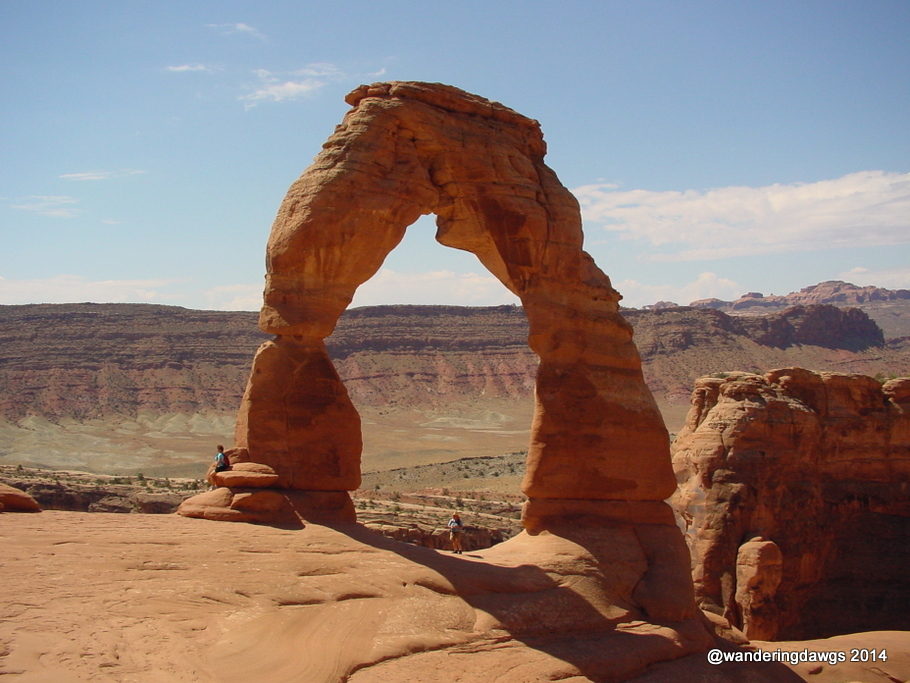 Arches National Park - Delicate Arch (Utah)