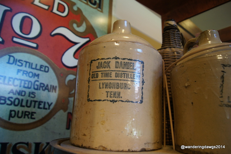 Old time jugs