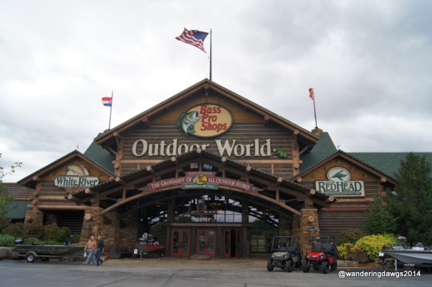 The original and largest Bass Pro Shops