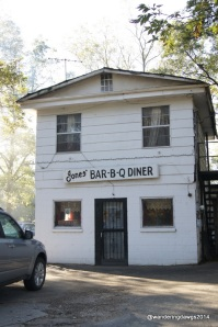 Jones' Bar-B-Q Diner in Marianna, Arkansas is the only James Beard Award winning restaurant in the state