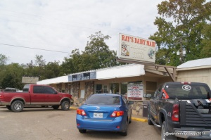 "Ray's Dairy Maid in Barton, Arkansas was featured on ""Feasting on Asphalt"""