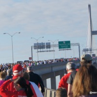 Swarm at Savannah Bridge Run 2012