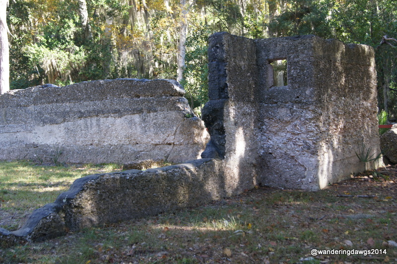 Tabby Ruins of Wormsloe