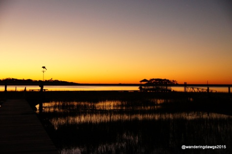 Serenity at Sunrise