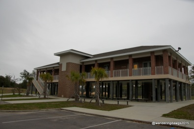 New Activities Building and Campstore at Buccaneer State Park