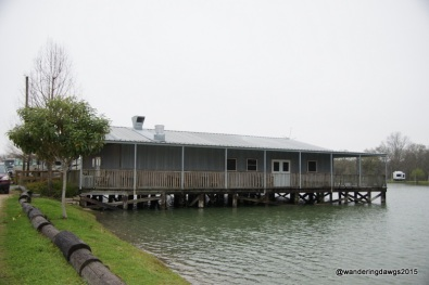 Clubhouse at Poche's Fish N Camp