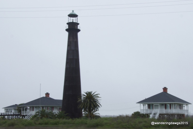 Point Bolivar Lighthouse, FL