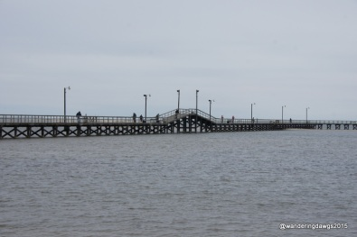 Fishing Pier at Goose Island State Park