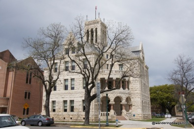 Comal County Courthouse in New Braunfels