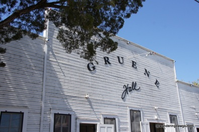 Gruene Hall is one of the oldest dance halls in Texas