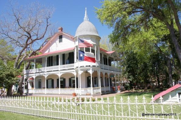 Home in Gruene, Texas