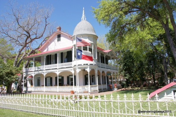 Home in Gruene, Texas