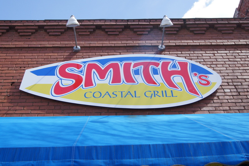 Smith's Coastal Grill, Eatonton, Georgia