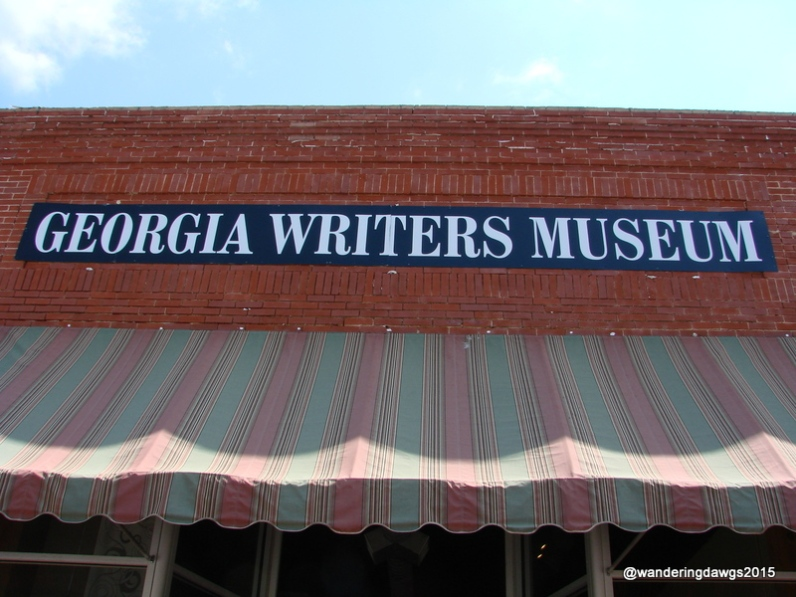 Georgia Writers Museum in Eatonton, Georgia