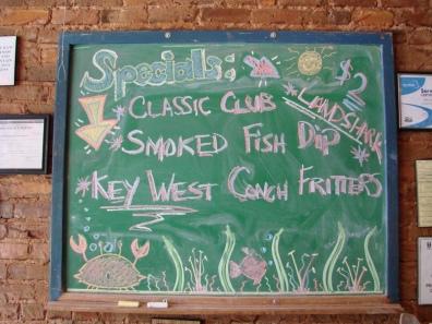 Smith's Coastal Grill in downtown Eatonton, Georgia