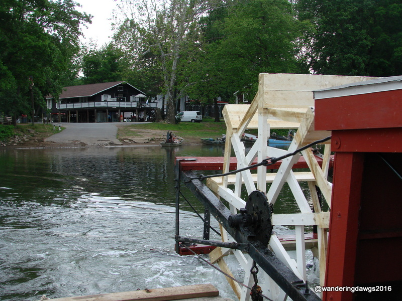Millersburg Ferry is the last operating ferry on the Susquehanna River