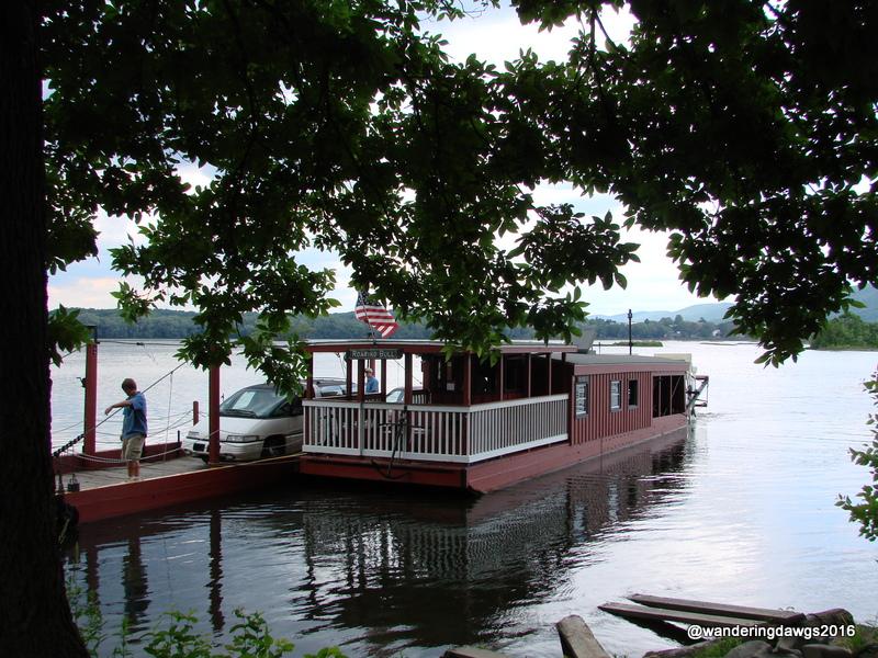 Millersburg Ferry in Liverpool, Pennsylvania