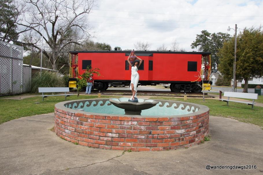 Heritage Park in Chattahoochee, Florida